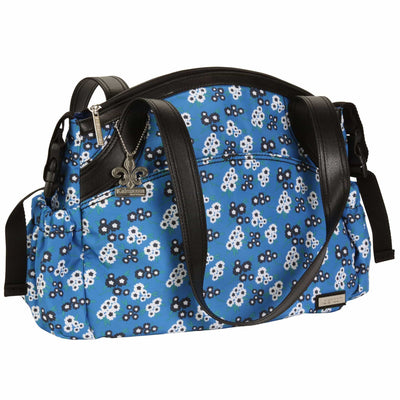 Bellisima Featherweight Nylon - Fantasia Floral Diaper Bag | Style 2995 - Kalencom-Diaper Bags-Default-Jack and Jill Boutique
