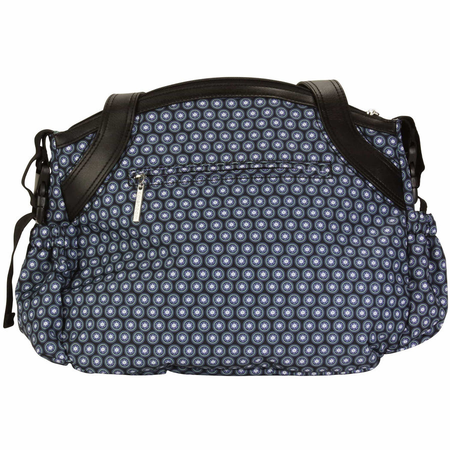 Bellisima Featherweight Nylon - Fantasia Geo Diaper Bag | Style 2995 - Kalencom-Diaper Bags-Default-Jack and Jill Boutique