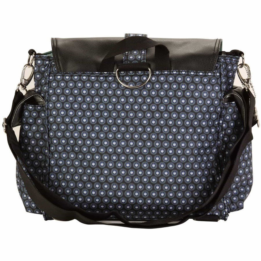Bingo Matte Coated Fantasia Geol Double Duty Diaper Bag | Style 2991 - Kalencom-Diaper Bags-Default-Jack and Jill Boutique