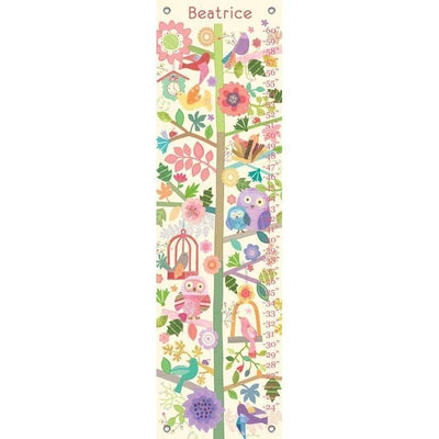 Birds and Branches Growth Charts-Growth Charts-Default-Jack and Jill Boutique