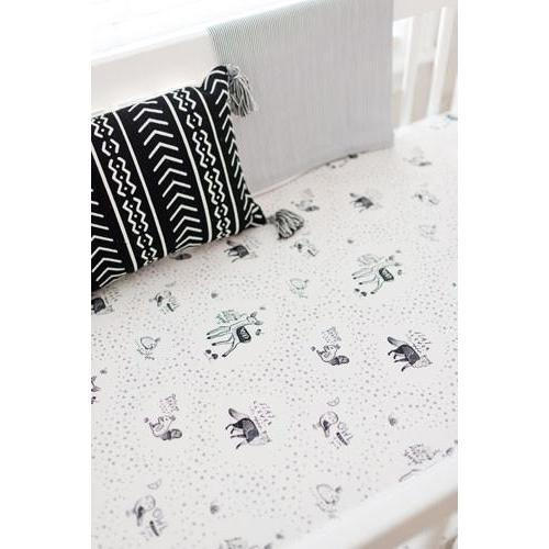 black and white adventure awaits baby bedding set jack and jill boutique. Black Bedroom Furniture Sets. Home Design Ideas