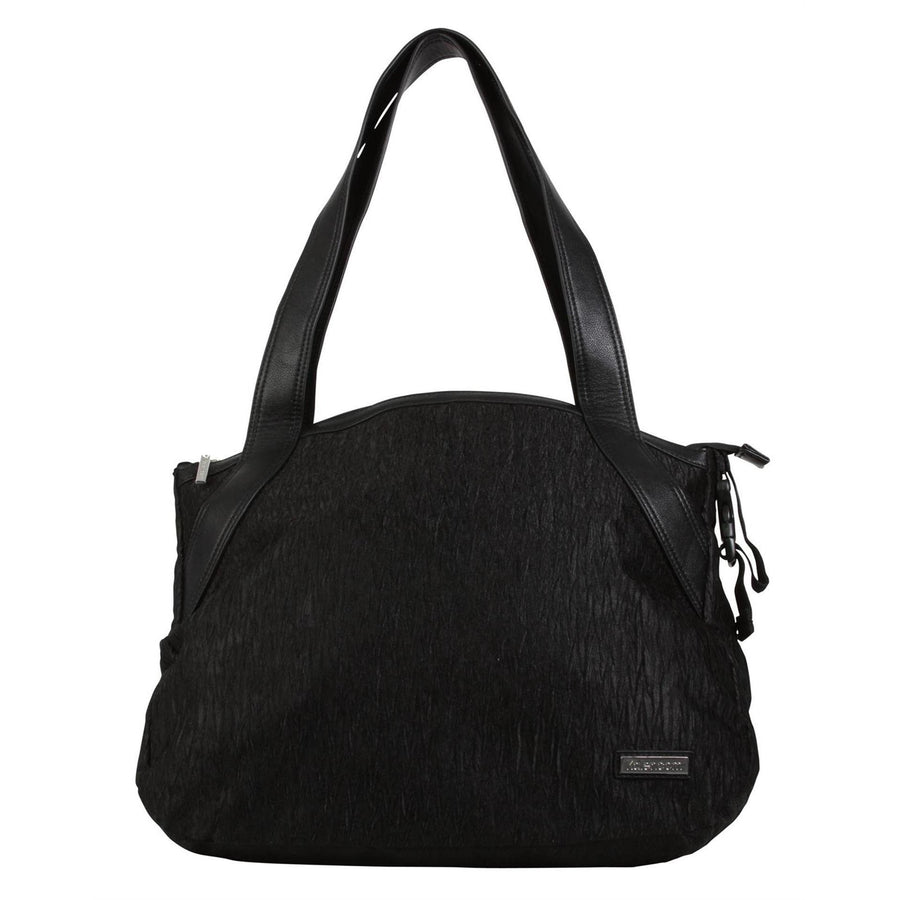 Black Bellisima Diaper Bag | Style 2992 - Kalencom-Diaper Bags-Default-Jack and Jill Boutique