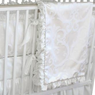 Blanket | Arabesque Luxury Baby Bedding Set-Baby Blanket-Bebe Chic-Jack and Jill Boutique