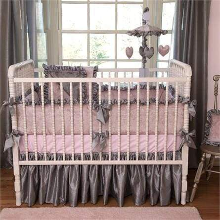 Blanket | Charlotte Luxury Baby Bedding Set-Baby Blanket-Default-Jack and Jill Boutique