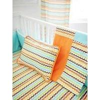 Blanket | Multi Chevron Sante Fe-Baby Blanket-Jack and Jill Boutique