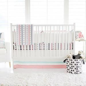 Baby Blanket-Jack and Jill Boutique-Blanket | Pink Cheyenne