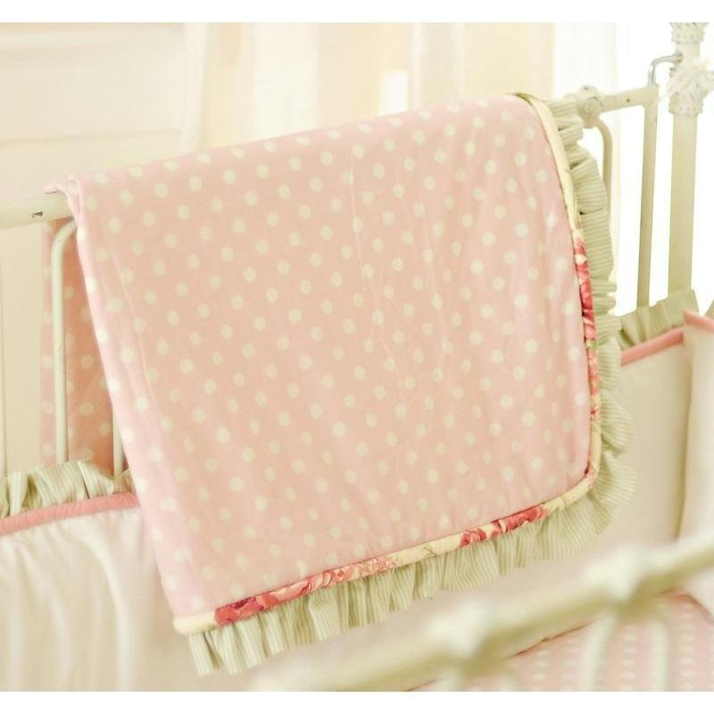 Blanket | Roses for Bella-Baby Blanket-Jack and Jill Boutique