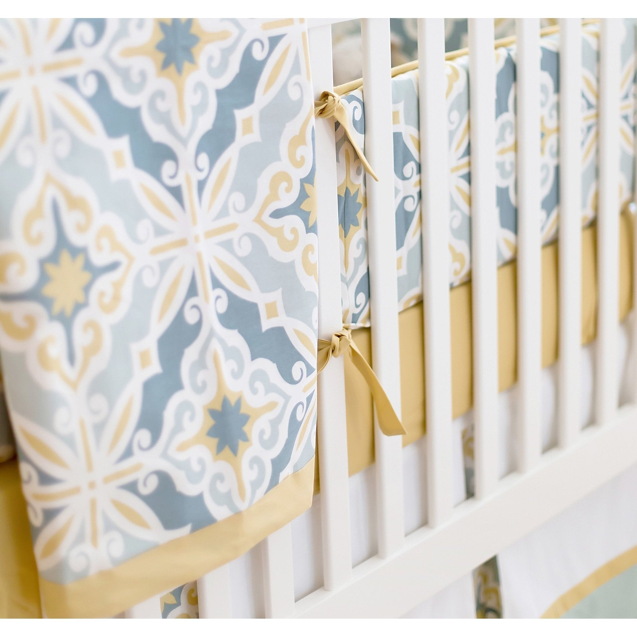 Blanket | Starburst in Gold-Baby Blanket-New Arrivals-Jack and Jill Boutique