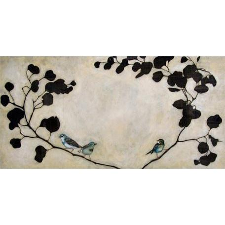 Blue Birds | Canvas Wall Art-Canvas Wall Art-Jack and Jill Boutique