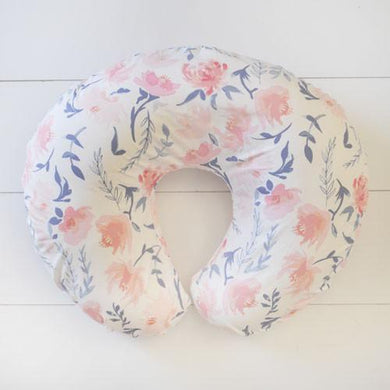 Boppy Cover | Floral Rosewater in Peach