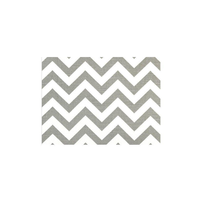 Boppy Covers | Gray Chevron Zig Zag Baby