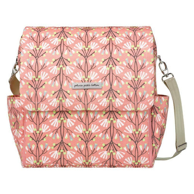 Boxy Backpack Diaper Bags | Petunia Pickle Bottom-Diaper Bags-Blissful Brisbane-Jack and Jill Boutique