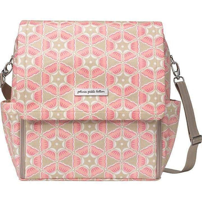 Boxy Backpack Diaper Bags | Petunia Pickle Bottom-Diaper Bags-Blooming Brixham-Jack and Jill Boutique