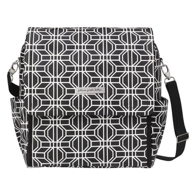 Boxy Backpack Diaper Bags | Petunia Pickle Bottom-Diaper Bags-Constellation-Jack and Jill Boutique