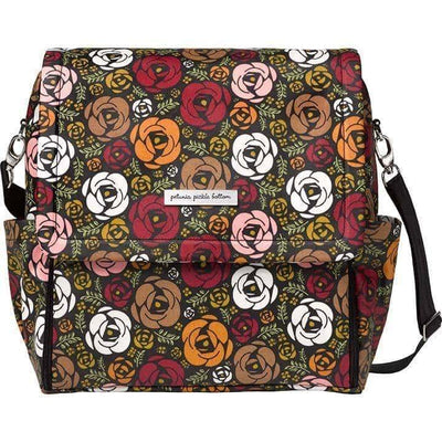 Boxy Backpack Diaper Bags | Petunia Pickle Bottom-Diaper Bags-Gardens of Gillingham-Jack and Jill Boutique