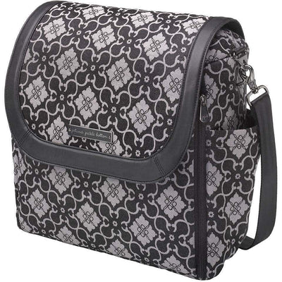 Boxy Backpack Diaper Bags | Petunia Pickle Bottom-Diaper Bags-London Mist-Jack and Jill Boutique