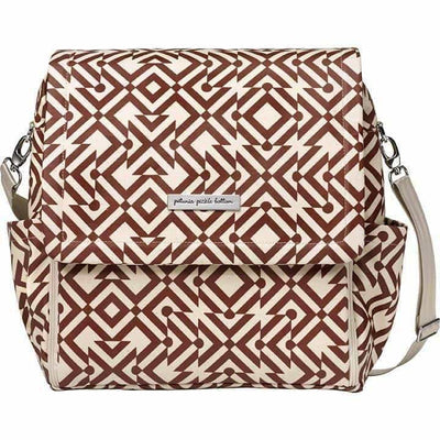 Boxy Backpack Diaper Bags | Petunia Pickle Bottom-Diaper Bags-Mazes of Milano-Jack and Jill Boutique