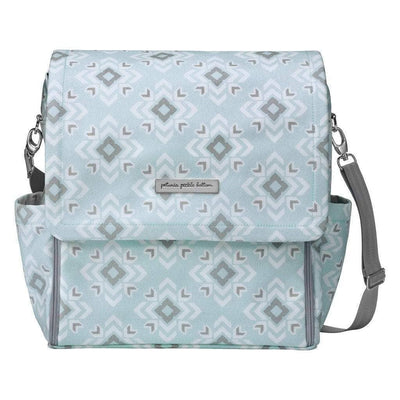 Boxy Backpack Diaper Bags | Petunia Pickle Bottom-Diaper Bags-Sleepy San Sebastian-Jack and Jill Boutique