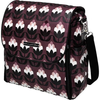Boxy Backpack Diaper Bags | Petunia Pickle Bottom-Diaper Bags-Tuscon Twilight-Jack and Jill Boutique