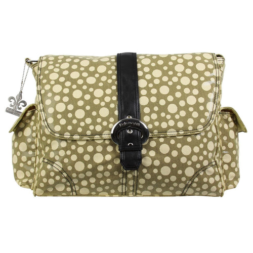 Bubbles - Melon Buckle Diaper Bag | Style 2960 - Kalencom-Diaper Bags-Jack and Jill Boutique