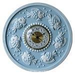 Bubbly Fish Children's Wall Clock-Wall Clock-Jack and Jill Boutique