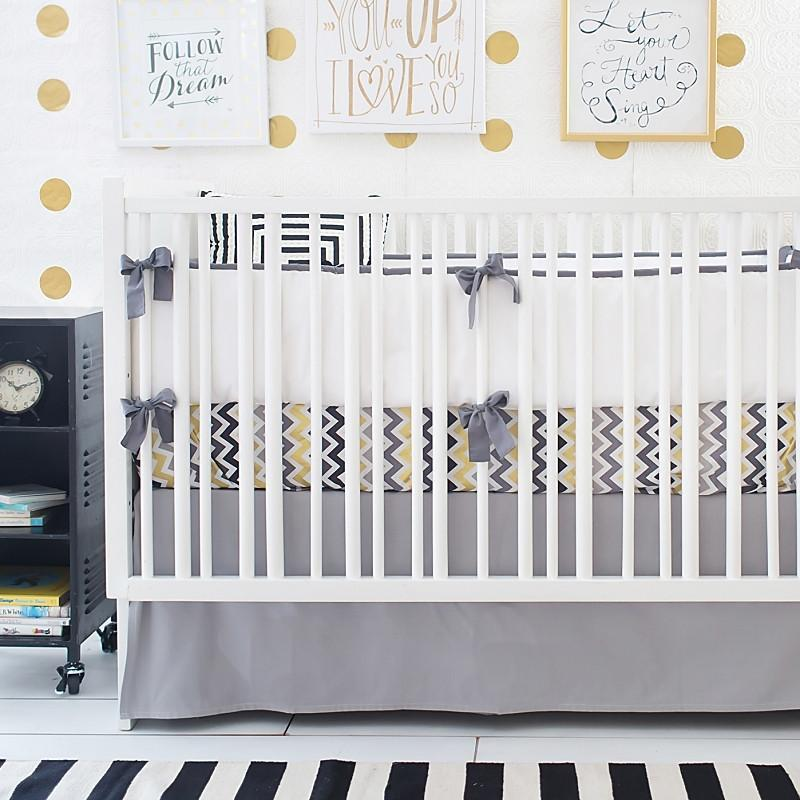 Bumper | Golden Days in Gray-Bumper-Default-Jack and Jill Boutique