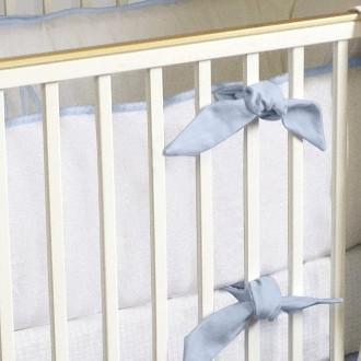 Bumper | Jake Luxury Baby Bedding Set-Bumper-Jack and Jill Boutique