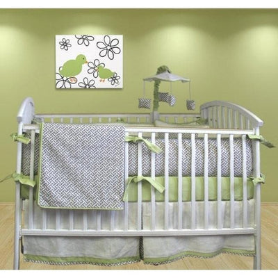 Bumper | Metro Luxury Baby Bedding Set-Bumper-Jack and Jill Boutique
