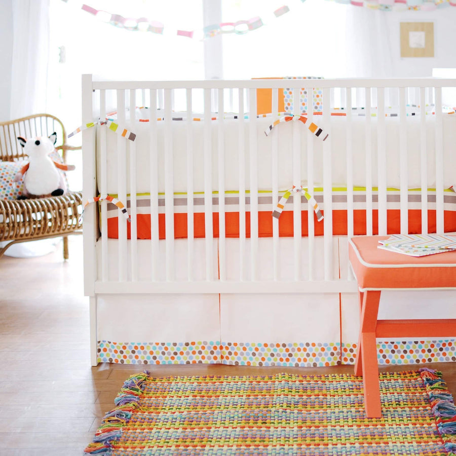Bumper | Sundance Crib Baby Bedding Set