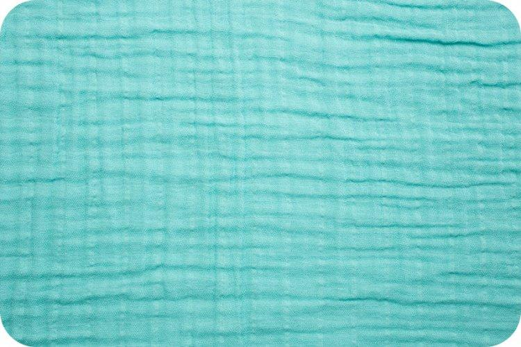 Solid Embrace Aruba | Double Gauze Cotton-Fabric-Jack and Jill Boutique