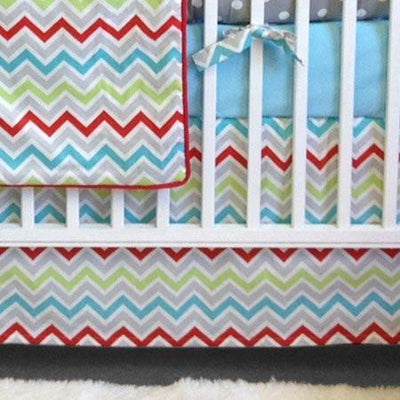 Calypso Luxury Baby Bedding Set-Crib Bedding Set-Bebe Chic-Jack and Jill Boutique