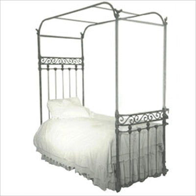 Canopy Bed-Brass Bed-Default-Jack and Jill Boutique