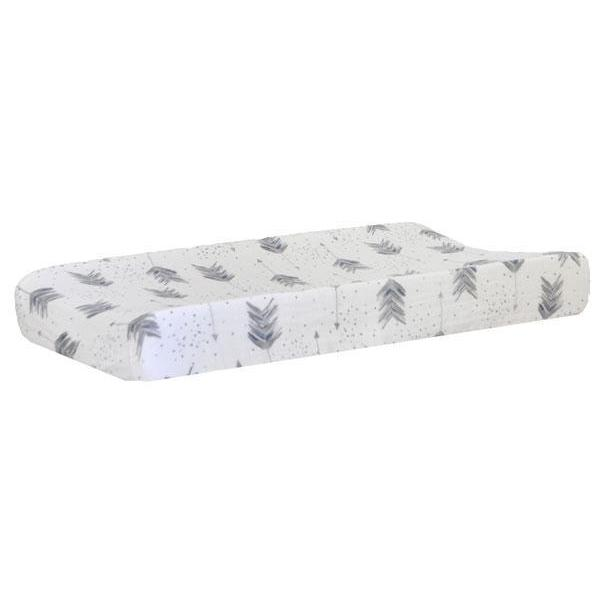 Changing Pad Cover | Aim High Crib Baby Bedding Set-Changing Pad Cover-Default-Jack and Jill Boutique