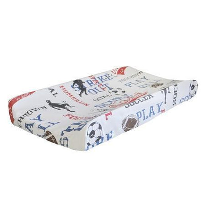 Changing Pad Cover | All Star Vintage Sports-Changing Pad Cover-Default-Jack and Jill Boutique