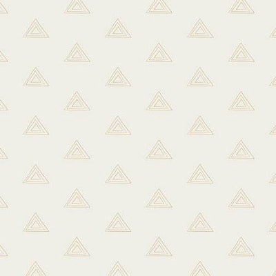 Changing Pad Cover | Gold Triangles-Changing Pad Cover-Default-Jack and Jill Boutique