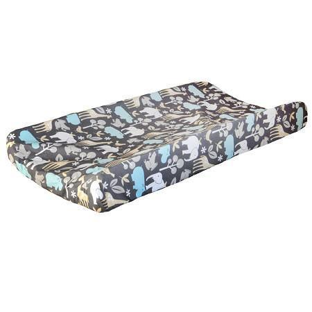 Changing Pad Cover | Jungle Animal Urban Zoo-Changing Pad Cover-New Arrivals-Jack and Jill Boutique