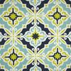 Changing Pad Cover | Lime Green & Navy Starburst in Kiwi-Changing Pad Cover-New Arrivals-Jack and Jill Boutique