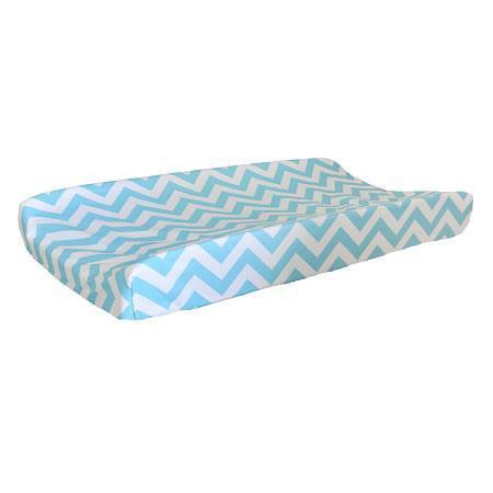 Changing Pad Cover | Orange Crush