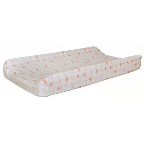 Changing Pad Cover | Peach Once Upon a Time-Changing Pad Cover-Default-Jack and Jill Boutique