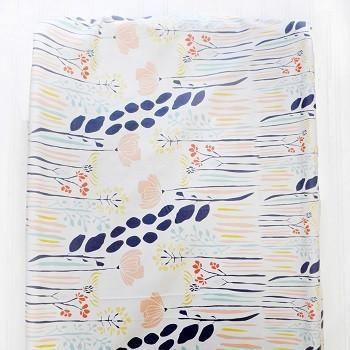 Changing Pad Cover | Summer Grove-Changing Pad Cover-Default-Jack and Jill Boutique