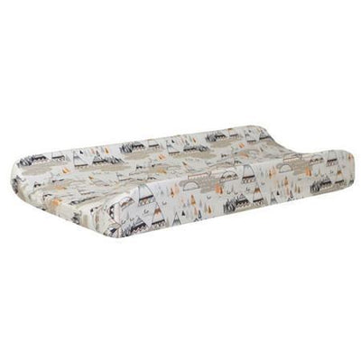 Changing Pad Cover | Woodland Oak-Changing Pad Cover-Default-Jack and Jill Boutique