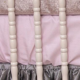 Charlotte Luxury Baby Bedding Set-Crib Bedding Set-Default-Jack and Jill Boutique