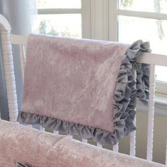 Charlotte Luxury Baby Bedding Set-Crib Bedding Set-Bebe Chic-Jack and Jill Boutique