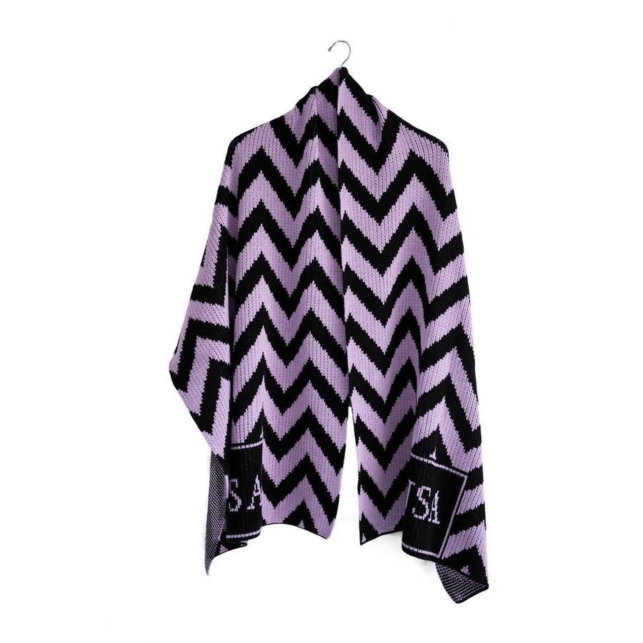 Chevron & Initials Wrap-Wrap-Default-Jack and Jill Boutique