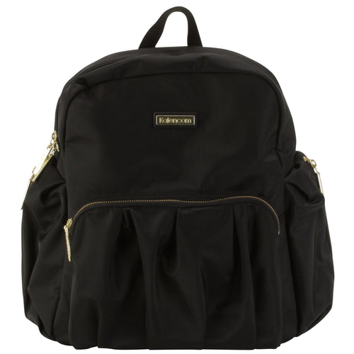 Chicago Backpack Urban Sling - Black Diaper Bag | Style 3002 - Kalencom-Diaper Bags-Jack and Jill Boutique