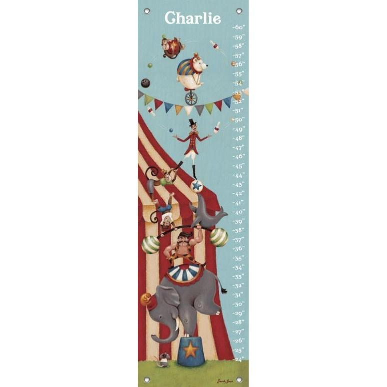 Circus Super Stack Growth Charts-Growth Charts-Default-Jack and Jill Boutique