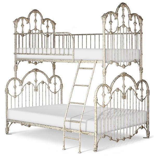 Corsican Iron Bunk Bed 42020 | Bunk Bed-Bunk Beds-Jack and Jill Boutique