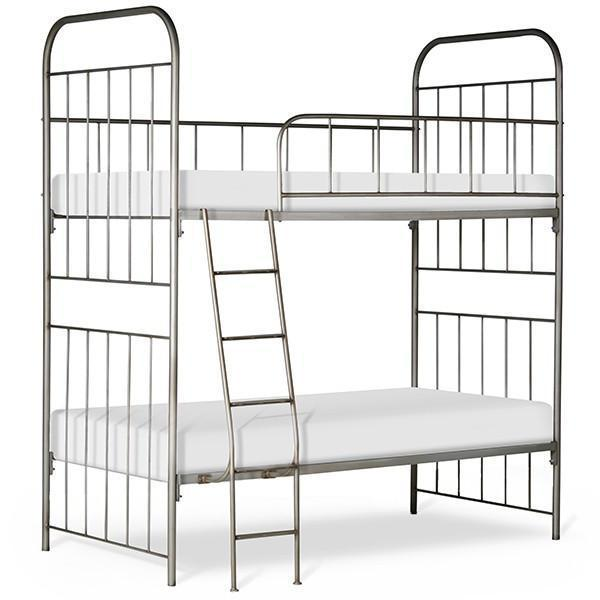 Corsican Iron Bunk Bed 43338 | Bunk Bed-Bunk Beds-Jack and Jill Boutique