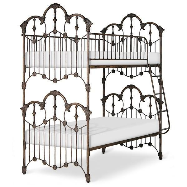 Corsican Iron Bunk Bed 5242 | Bunk Bed-Bunk Beds-Jack and Jill Boutique