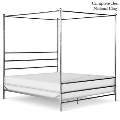Corsican Iron Canopy Bed 42932 | Canopy Bed-Canopy Bed-Jack and Jill Boutique